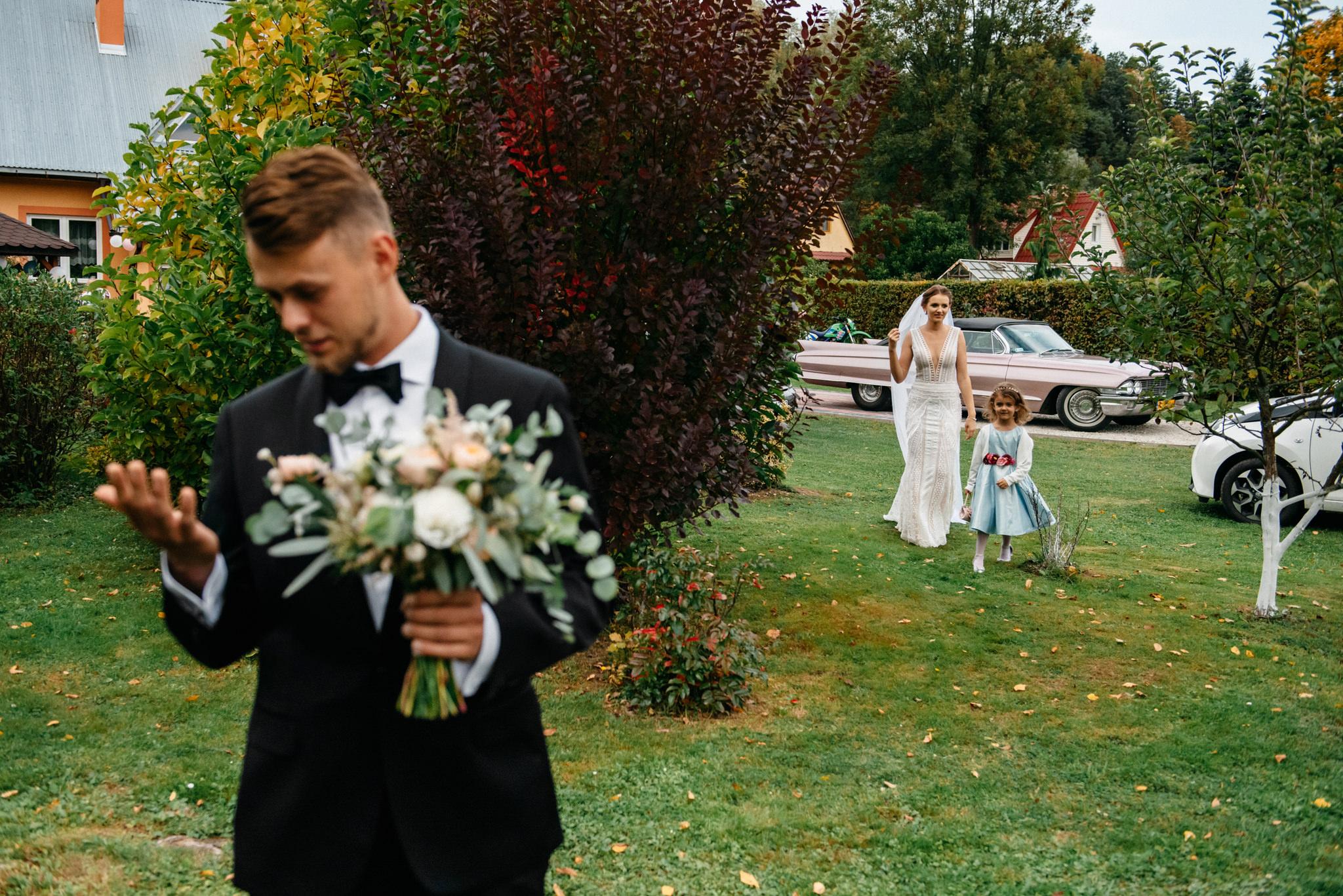 Iza i Dawid | Stylowy ślub z niesamowitą energią 15