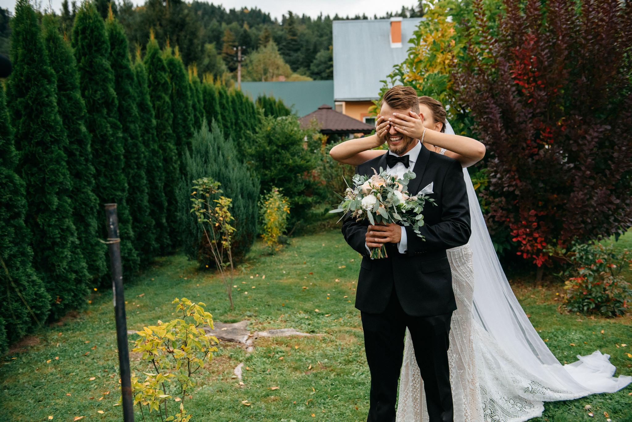 Iza i Dawid | Stylowy ślub z niesamowitą energią 16