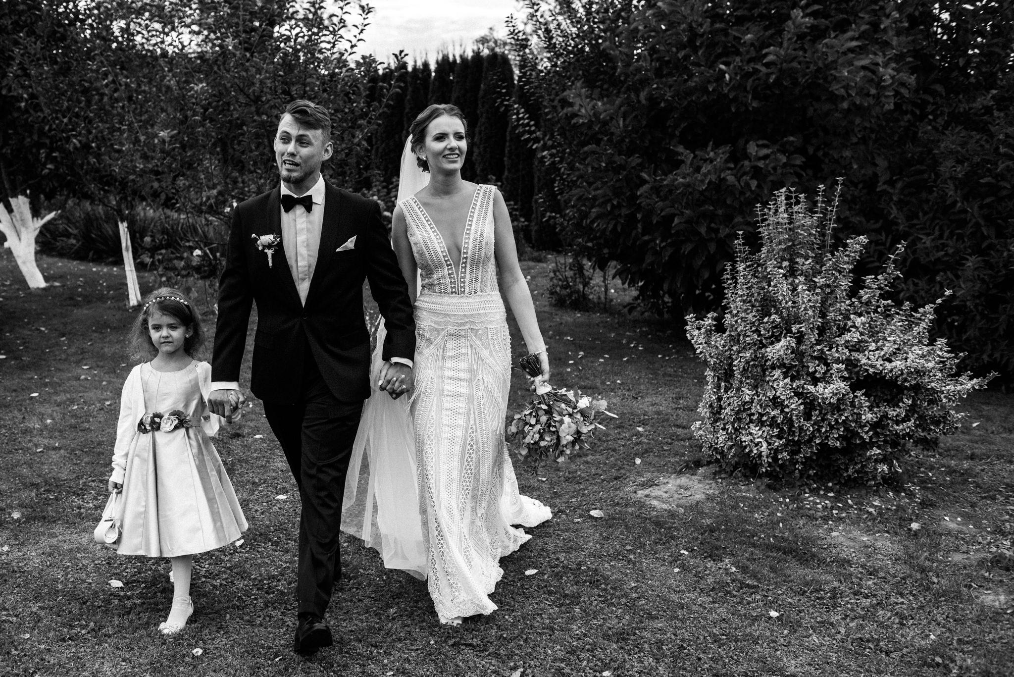 Iza i Dawid | Stylowy ślub z niesamowitą energią 18