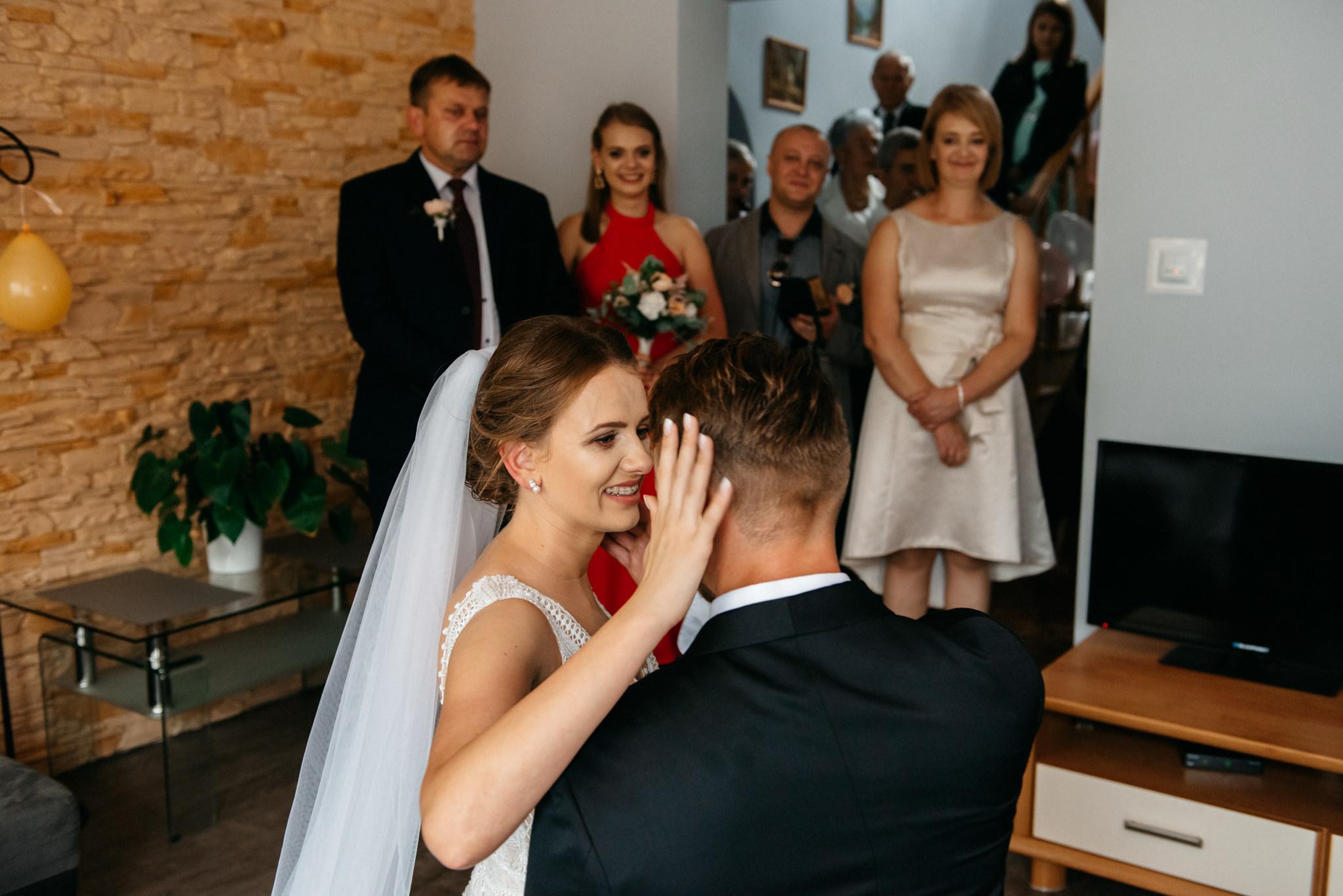 Iza i Dawid | Stylowy ślub z niesamowitą energią 19