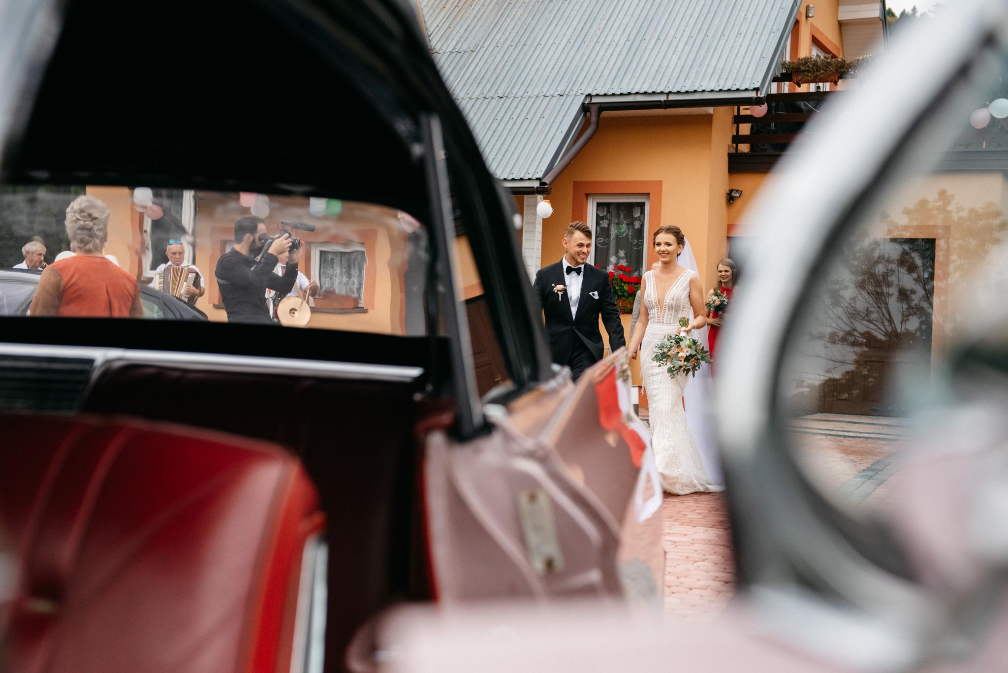 Iza i Dawid | Stylowy ślub z niesamowitą energią 20