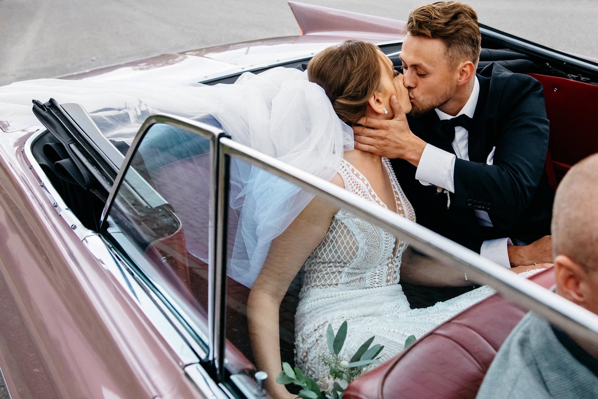 Iza i Dawid | Stylowy ślub z niesamowitą energią 29