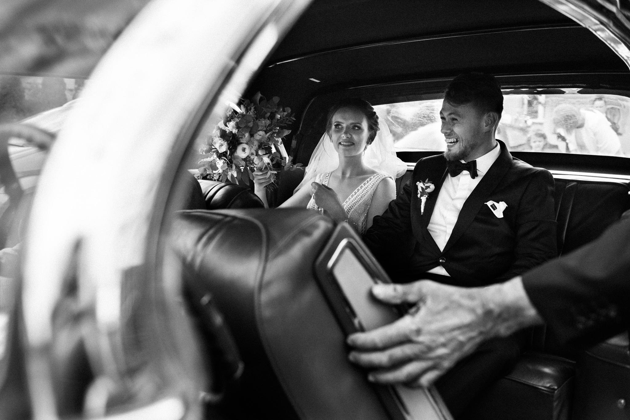 Iza i Dawid | Stylowy ślub z niesamowitą energią 31