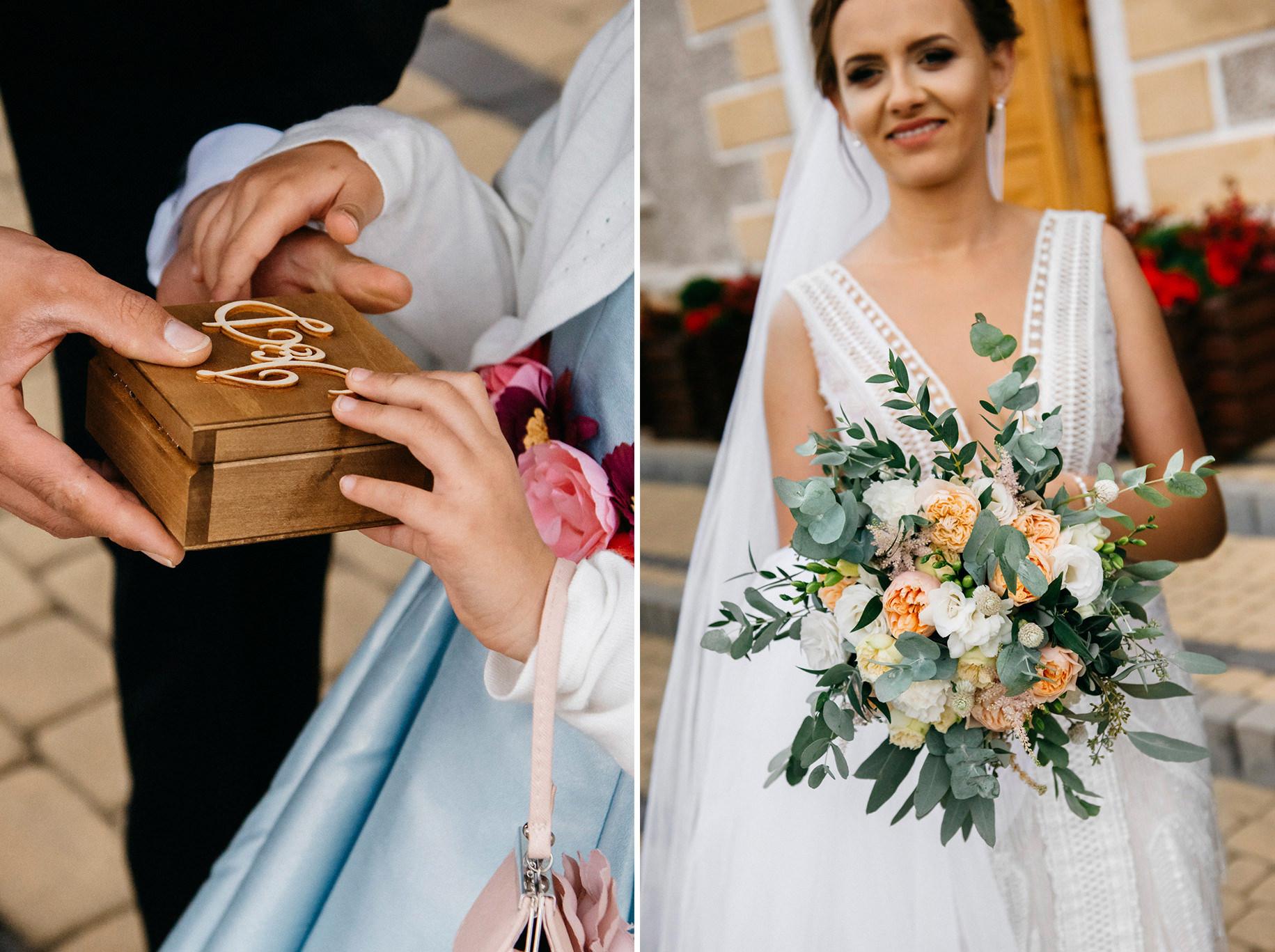 Iza i Dawid | Stylowy ślub z niesamowitą energią 33