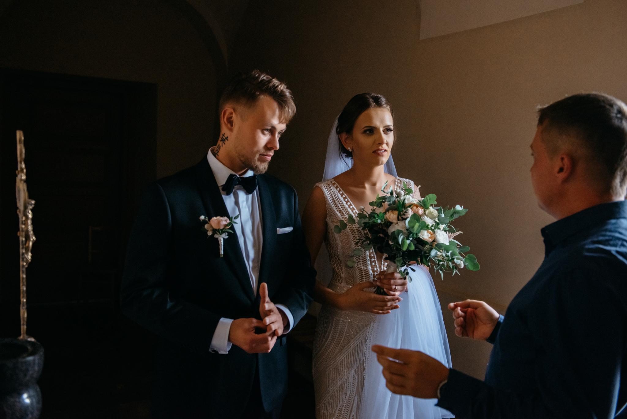 Iza i Dawid | Stylowy ślub z niesamowitą energią 37