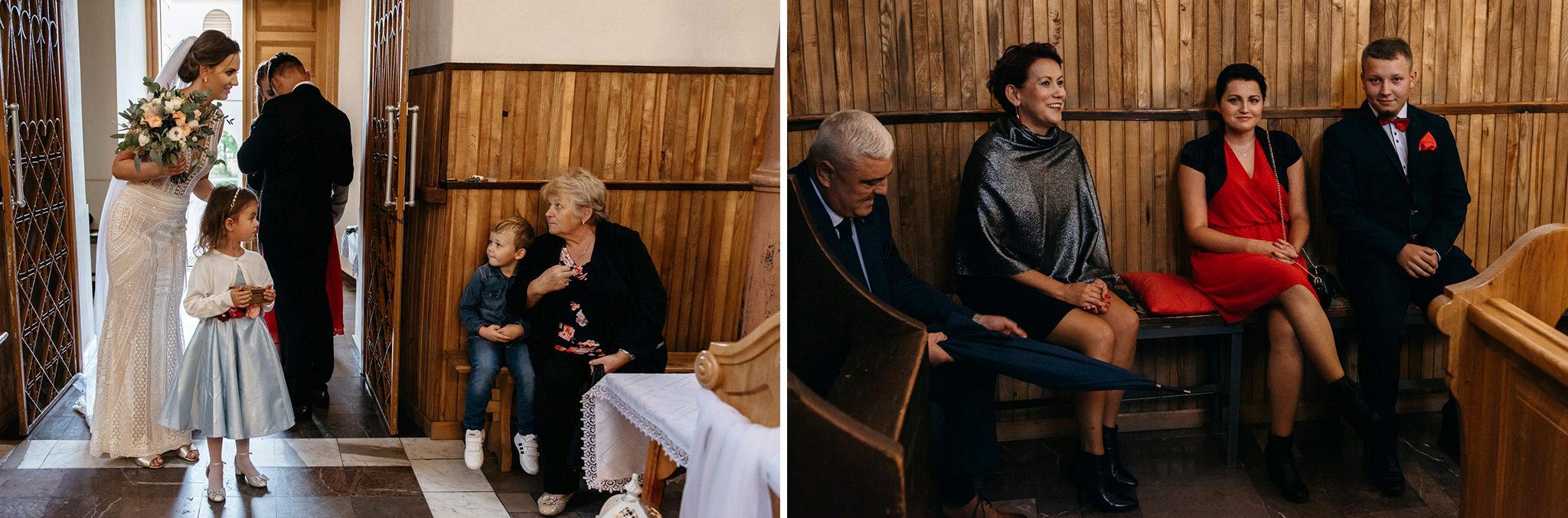 Iza i Dawid | Stylowy ślub z niesamowitą energią 38