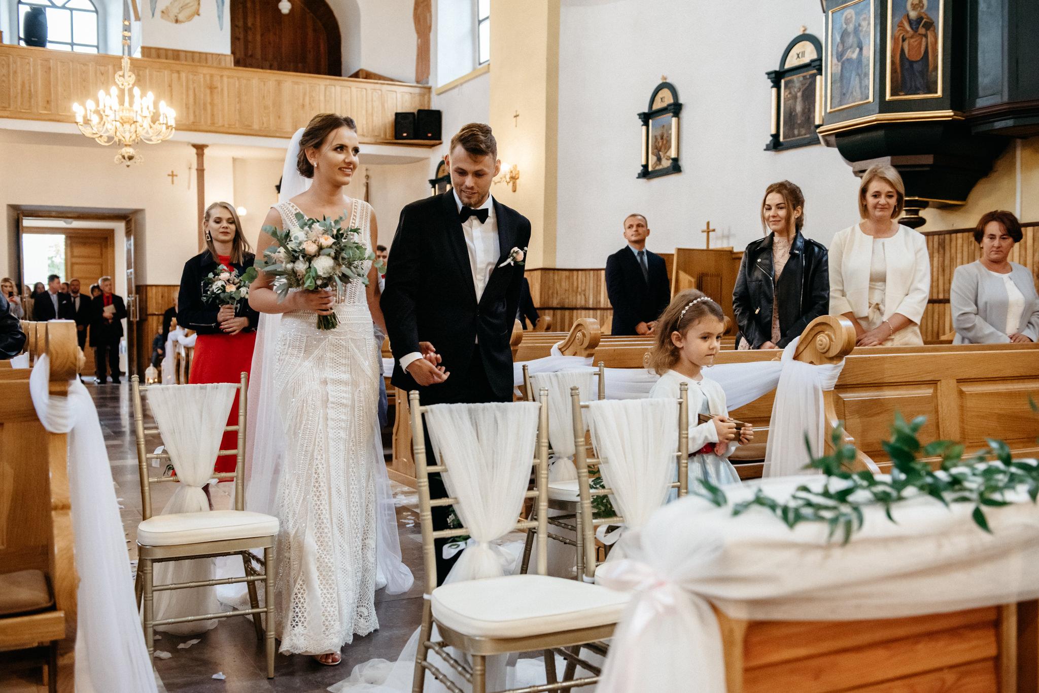 Iza i Dawid | Stylowy ślub z niesamowitą energią 39