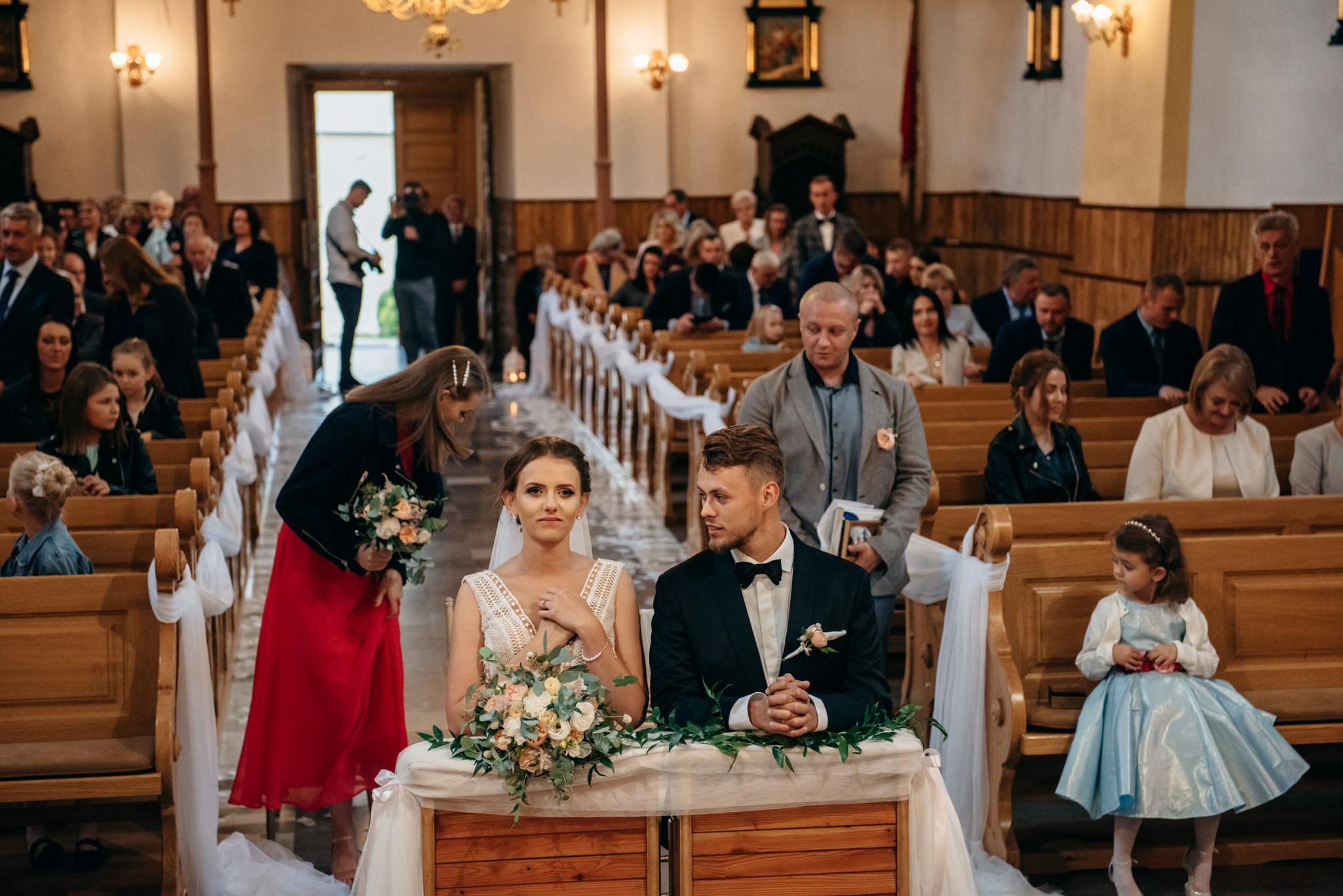 Iza i Dawid | Stylowy ślub z niesamowitą energią 48