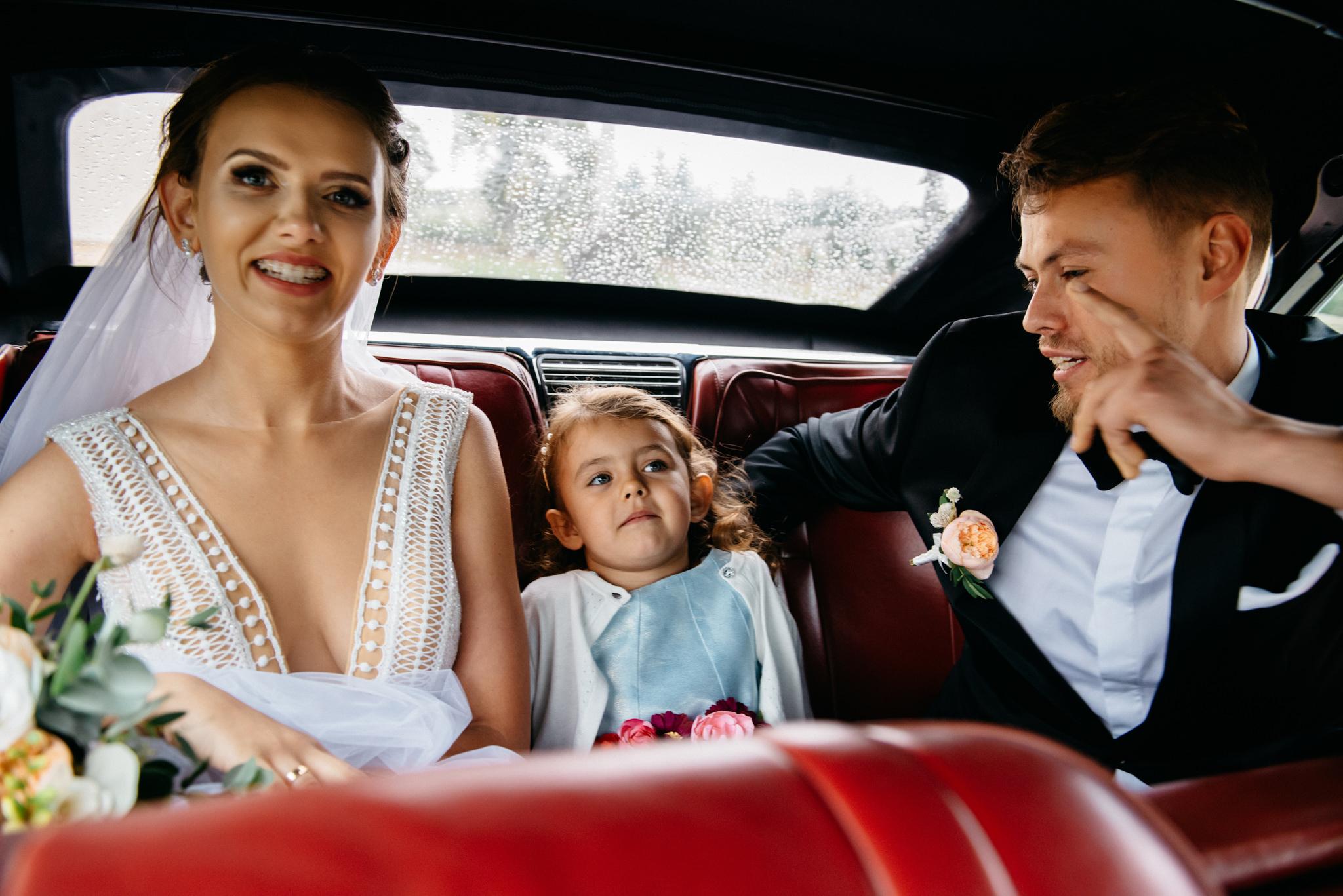 Iza i Dawid | Stylowy ślub z niesamowitą energią 58