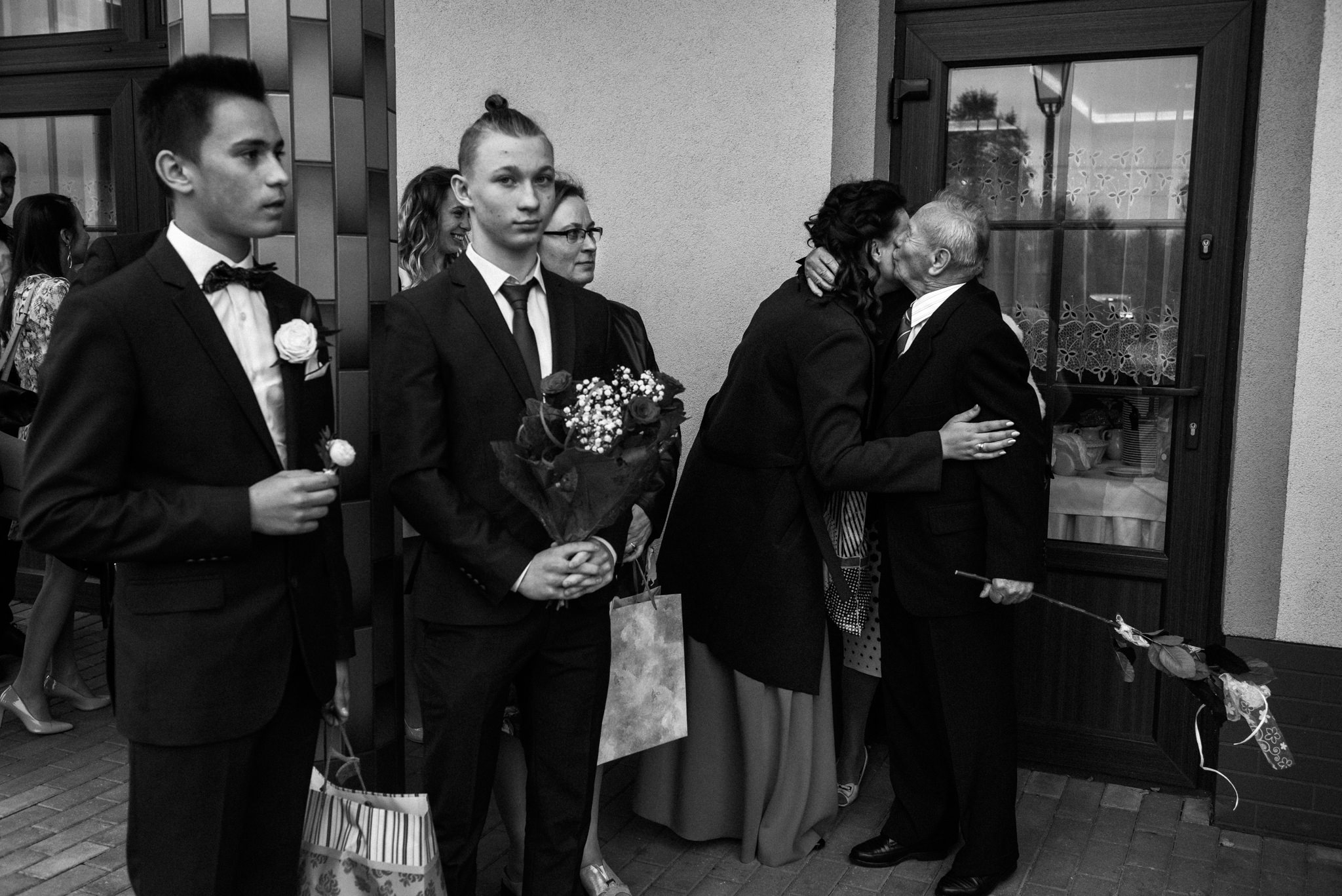 Iza i Dawid | Stylowy ślub z niesamowitą energią 55