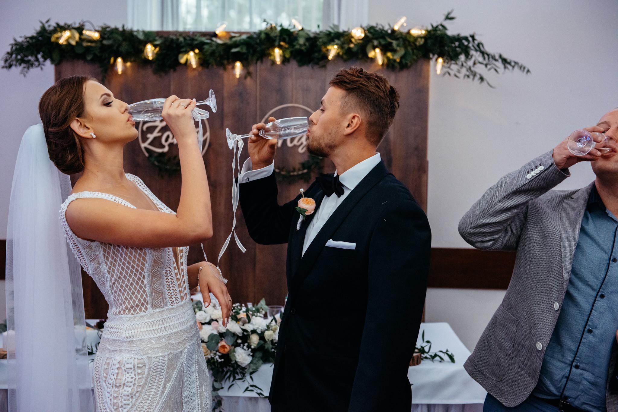 Iza i Dawid | Stylowy ślub z niesamowitą energią 63