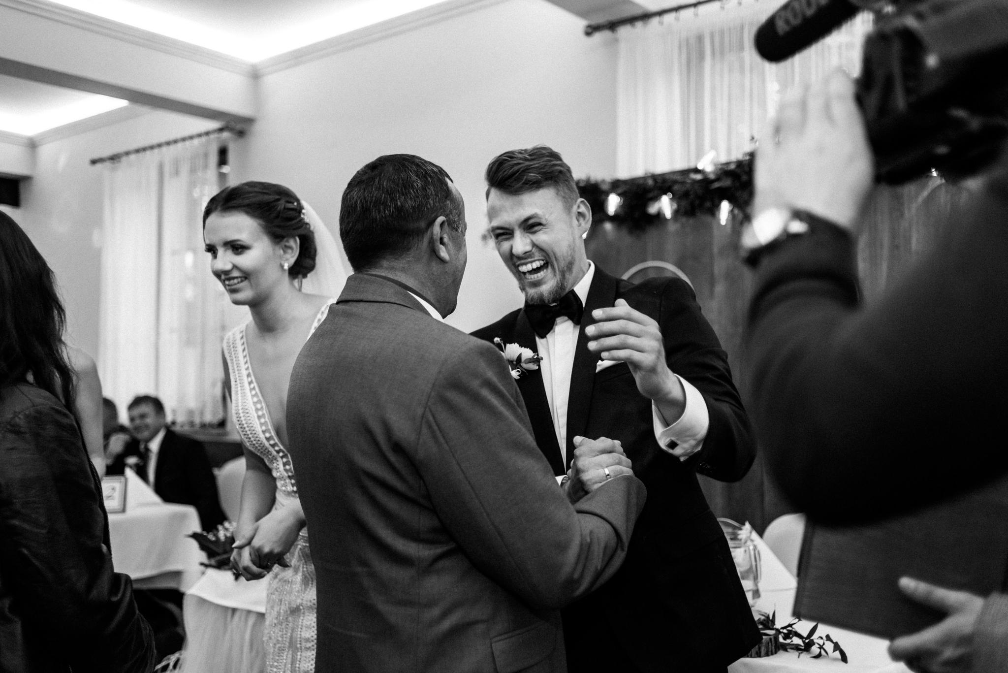 Iza i Dawid | Stylowy ślub z niesamowitą energią 66