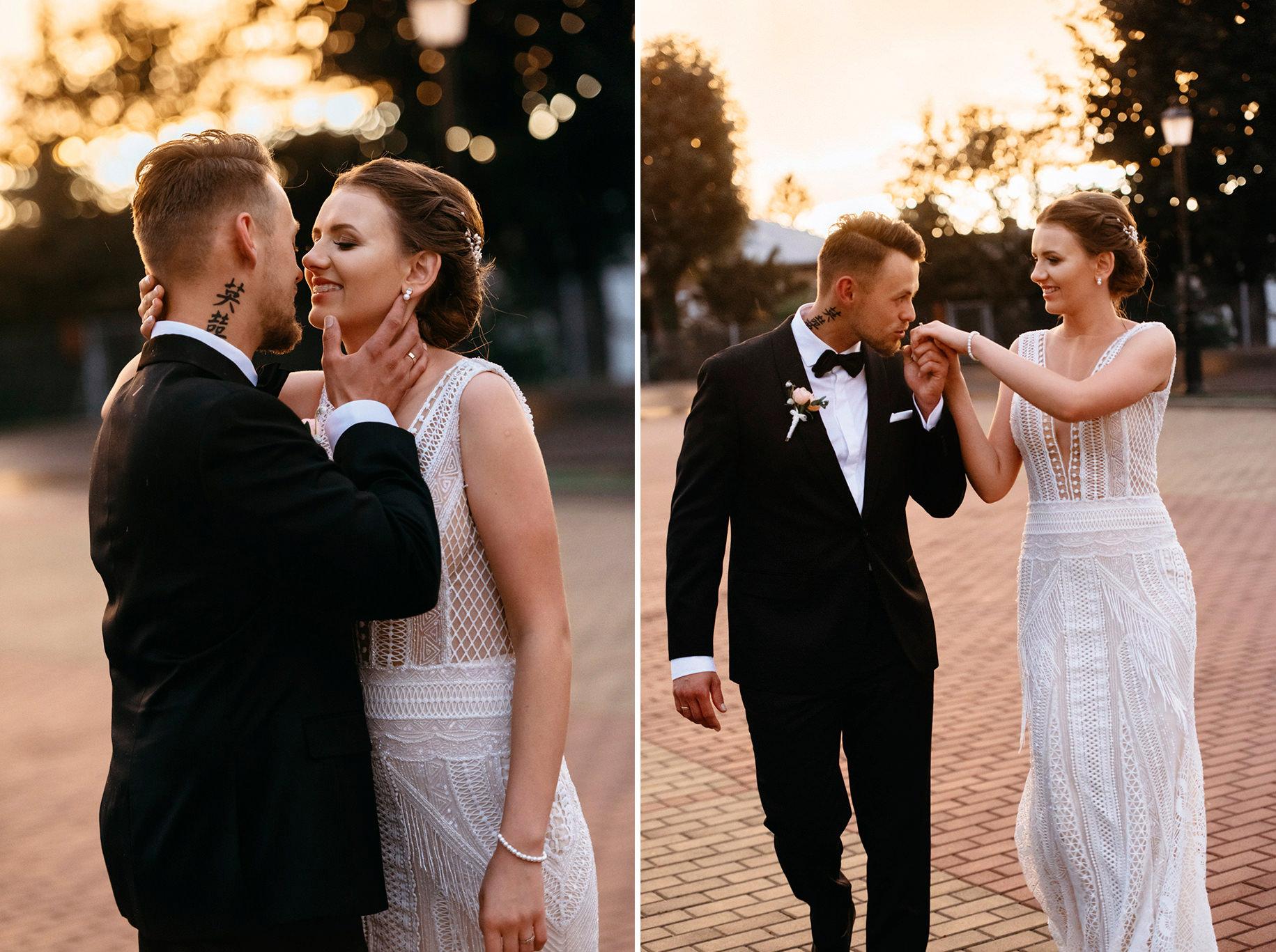Iza i Dawid | Stylowy ślub z niesamowitą energią 68