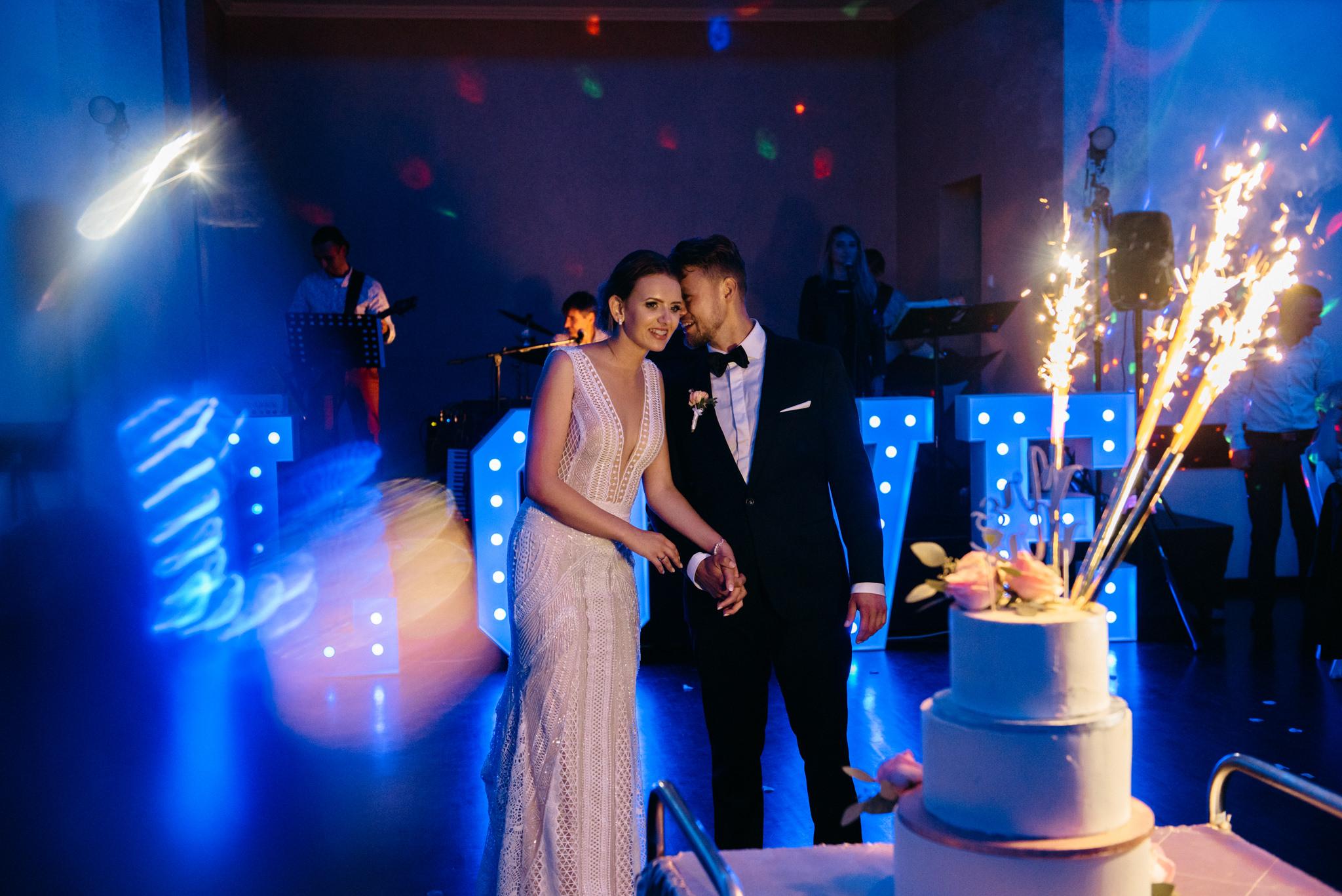 Iza i Dawid | Stylowy ślub z niesamowitą energią 84