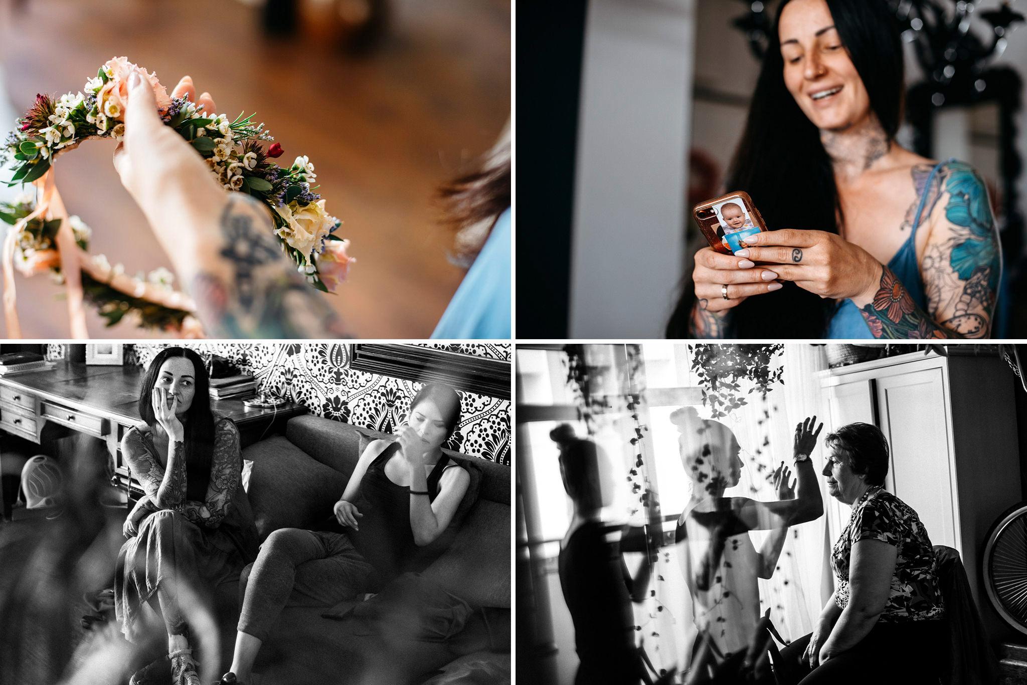 Szalony ślub Agaty i Dominika | Studio Mąka w Warszawie 10