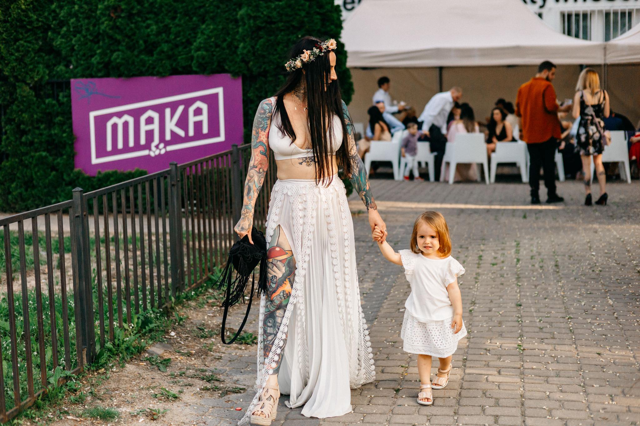 Szalony ślub Agaty i Dominika | Studio Mąka w Warszawie 61
