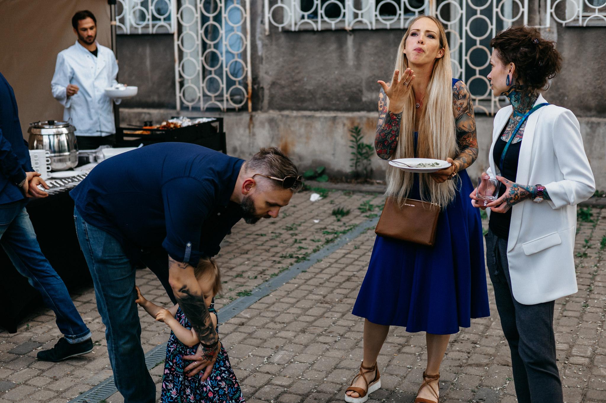Szalony ślub Agaty i Dominika | Studio Mąka w Warszawie 65