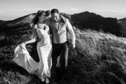 Jesienna sesja ślubna w Bieszczadach | Karolina i Alan 20