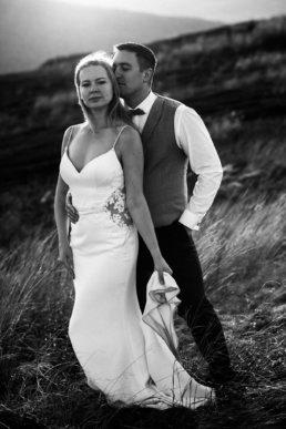 Jesienna sesja ślubna w Bieszczadach | Karolina i Alan 11