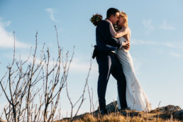 Jesienna sesja ślubna w Bieszczadach | Karolina i Alan 7
