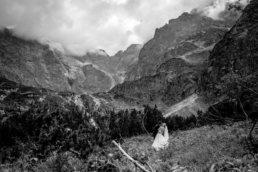 Urokliwa sesja ślubna Patrycji i Jakuba nad Morskim Okiem | Tatry 20