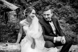 Urokliwa sesja ślubna Patrycji i Jakuba nad Morskim Okiem | Tatry 4