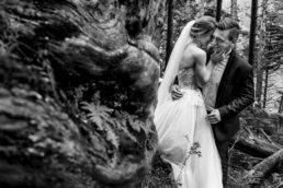 Urokliwa sesja ślubna Patrycji i Jakuba nad Morskim Okiem | Tatry 11