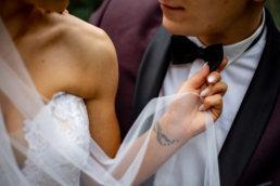 Urokliwa sesja ślubna Patrycji i Jakuba nad Morskim Okiem | Tatry 13
