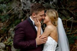 Urokliwa sesja ślubna Patrycji i Jakuba nad Morskim Okiem | Tatry 17