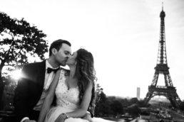 Romantyczna sesja ślubna w Paryżu | Karolina i Tomek 146