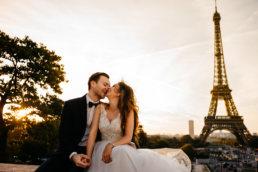 Romantyczna sesja ślubna w Paryżu | Karolina i Tomek 120