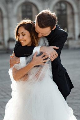 Romantyczna sesja ślubna w Paryżu | Karolina i Tomek 130