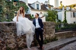 Romantyczna sesja ślubna w Paryżu | Karolina i Tomek 133
