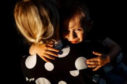 Zaskakujący pomysł na sesje rodzinną | spacer w Bieszczadach 18