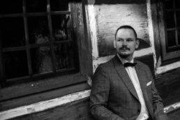 Słowiańska sesja ślubna | skansen w Sanoku 52
