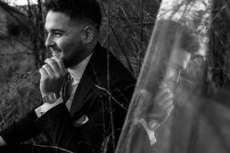 Sesja ślubna w opuszczonej szklarni | Ania i Maciek 7