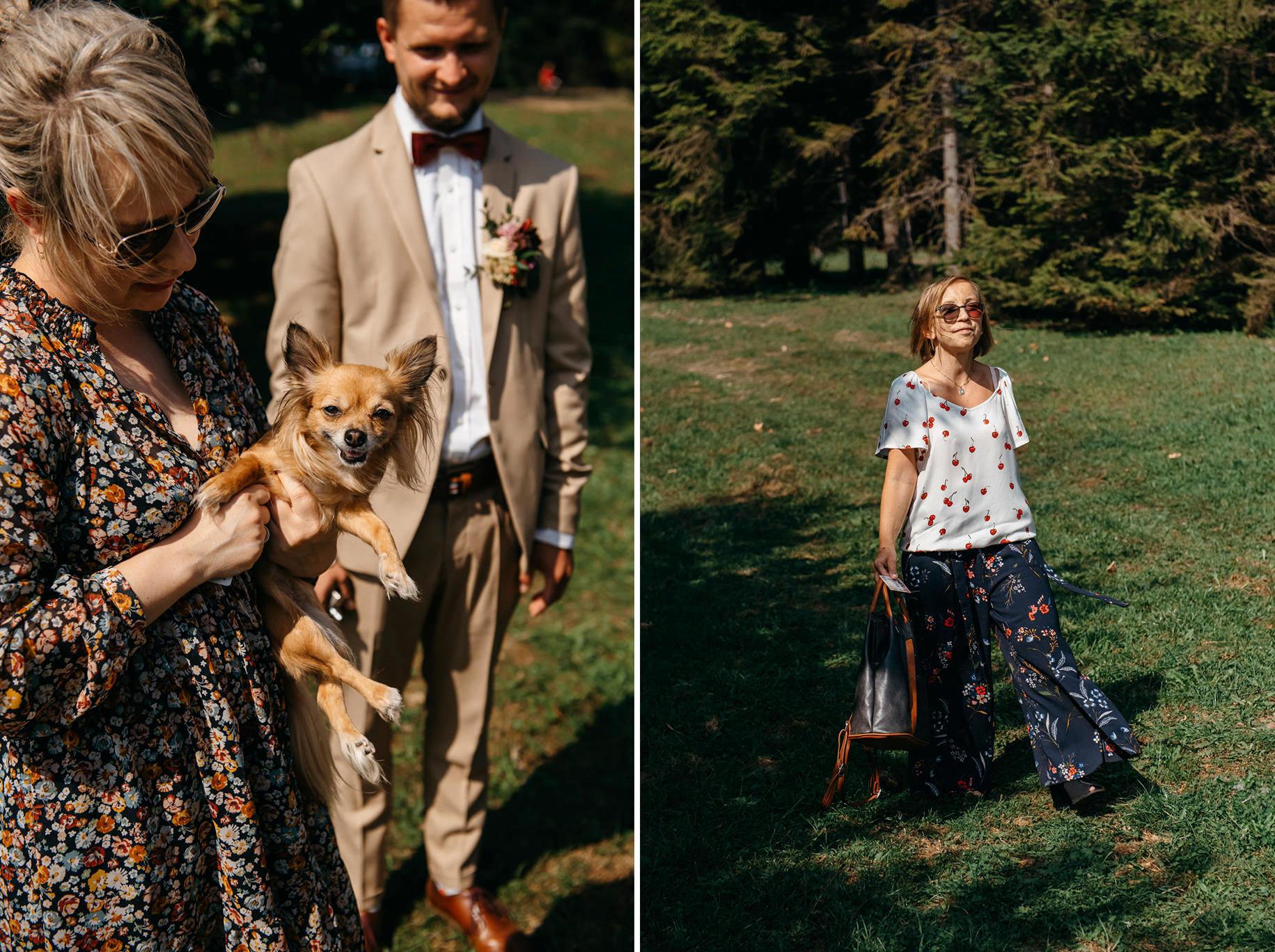 Plenerowy ślub w Bieszczadach | Karolina i Bartosz 9