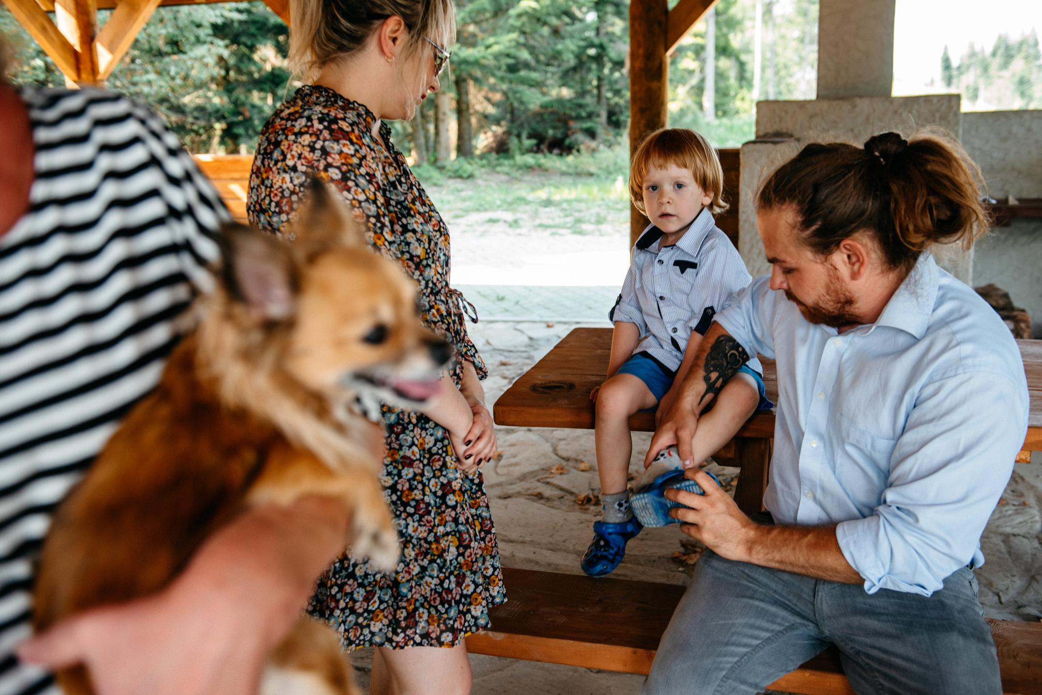 Plenerowy ślub w Bieszczadach | Karolina i Bartosz 12