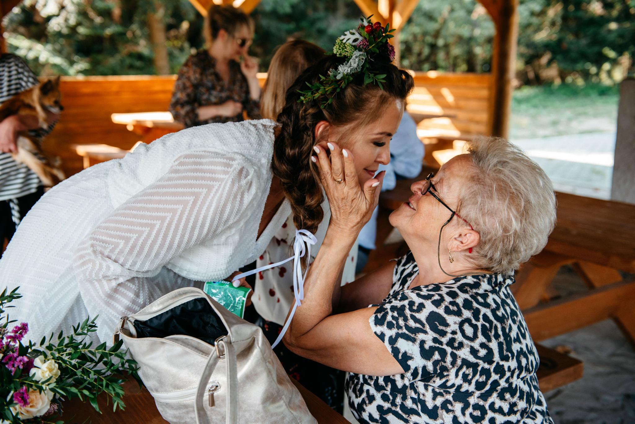 Plenerowy ślub w Bieszczadach | Karolina i Bartosz 11
