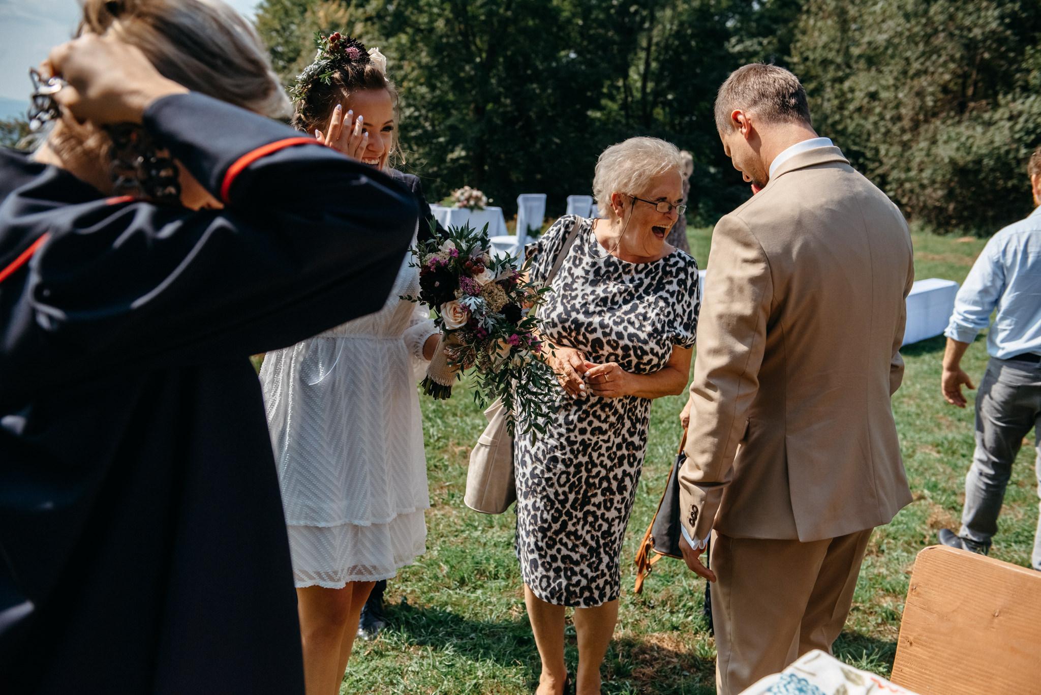 Plenerowy ślub w Bieszczadach | Karolina i Bartosz 14
