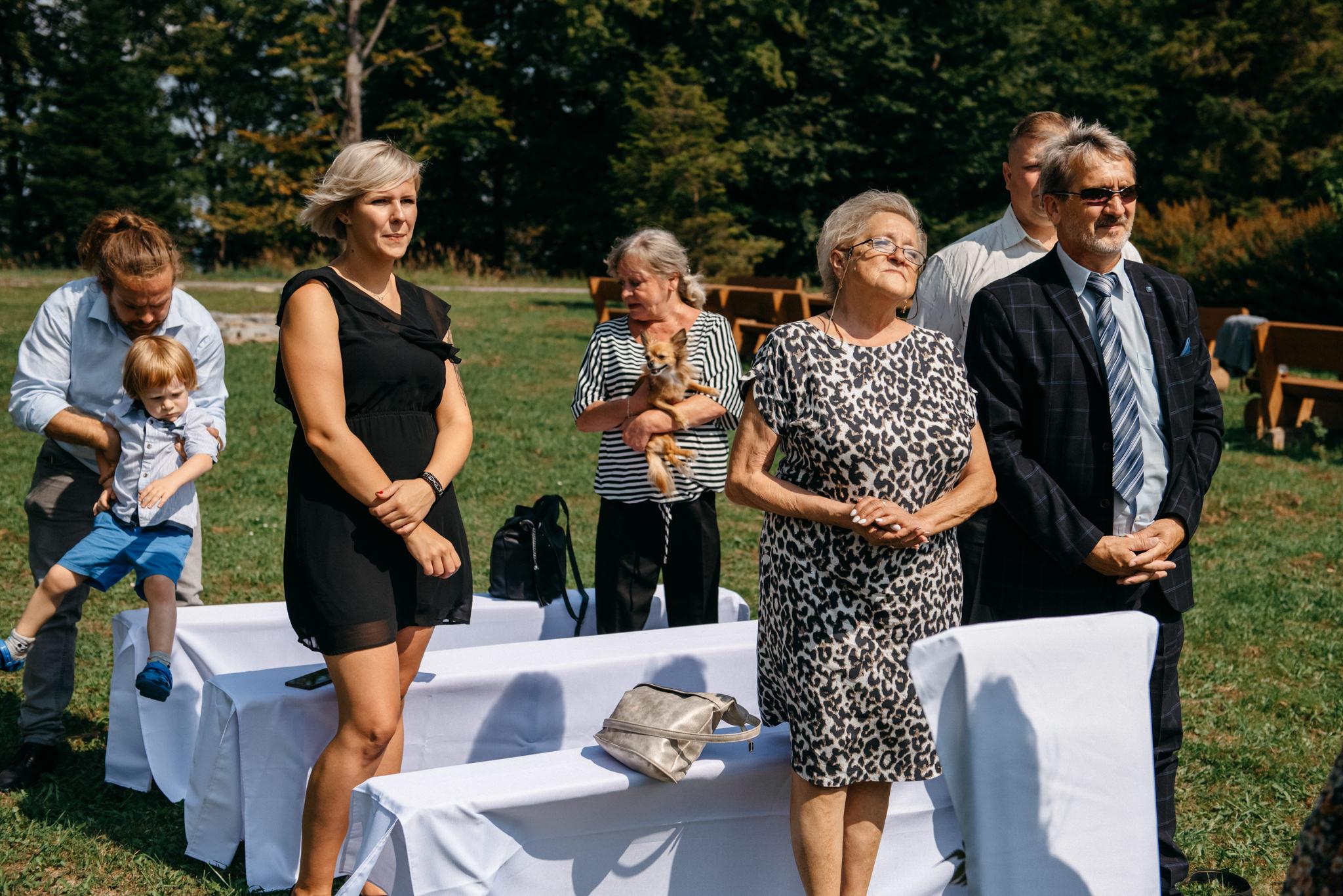 Plenerowy ślub w Bieszczadach | Karolina i Bartosz 20