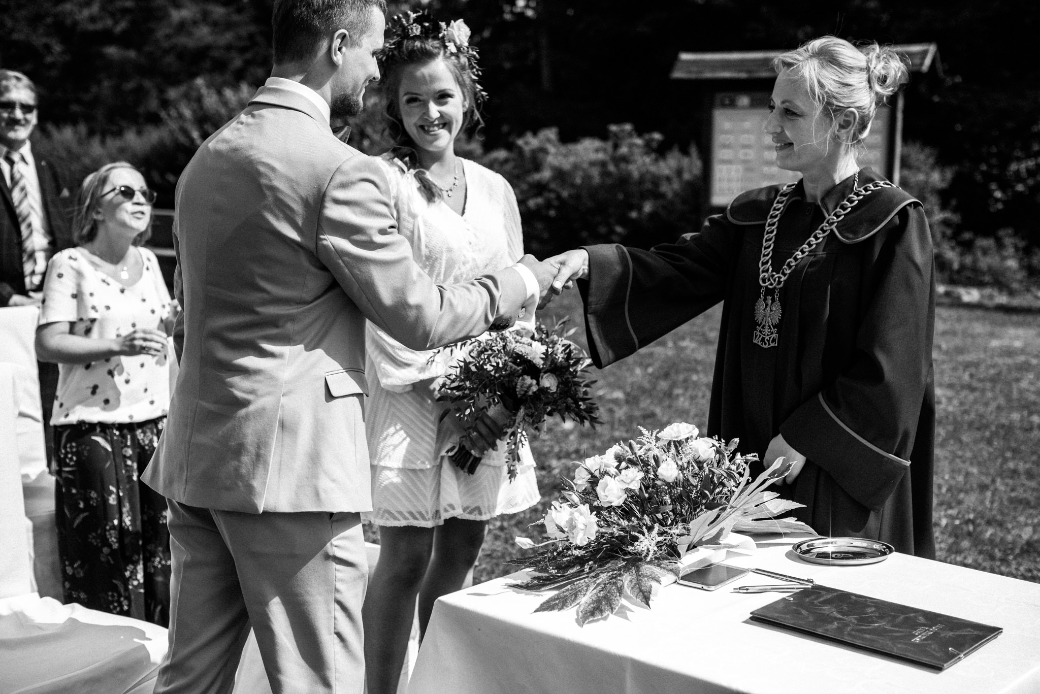 Plenerowy ślub w Bieszczadach | Karolina i Bartosz 31