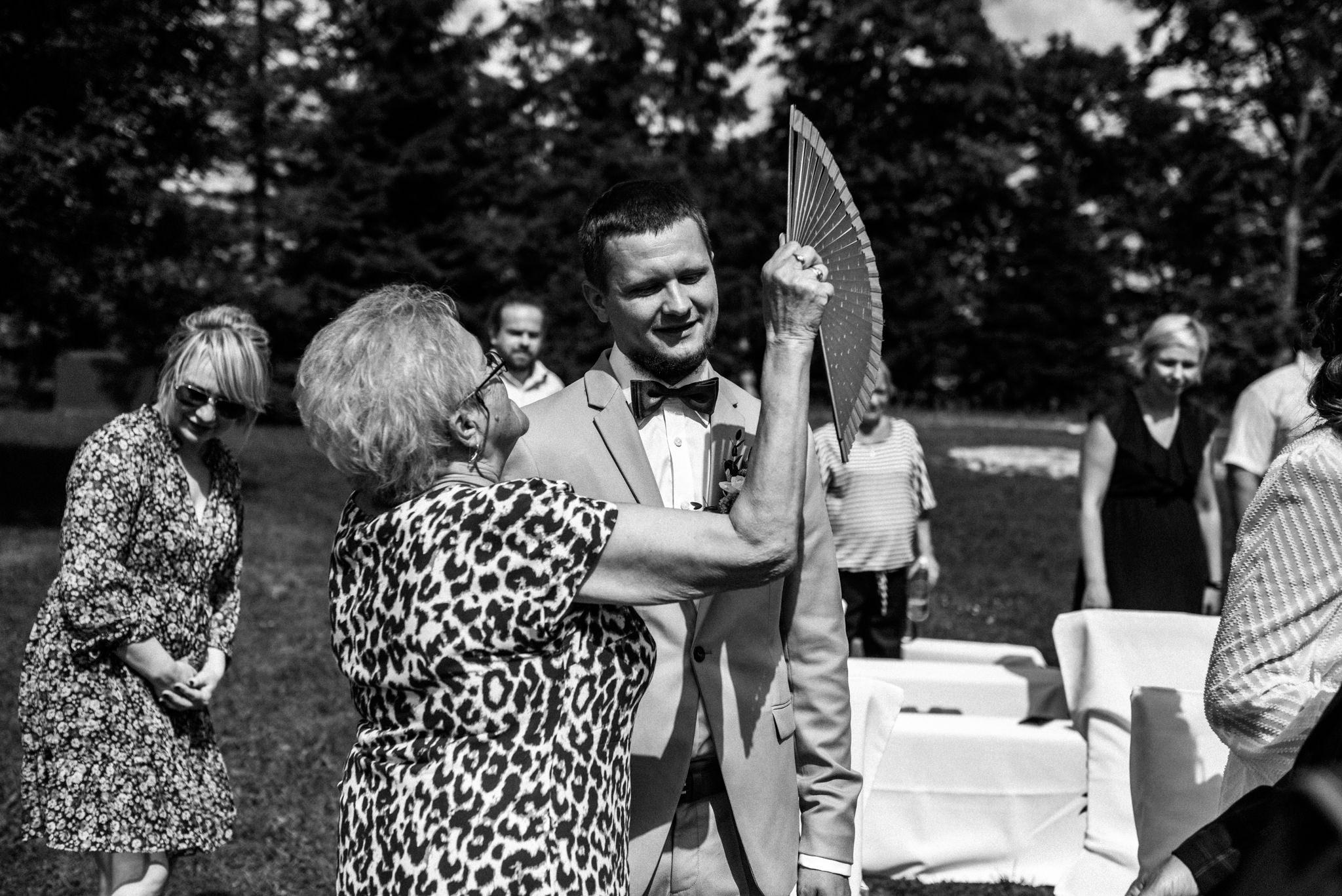 Plenerowy ślub w Bieszczadach | Karolina i Bartosz 34