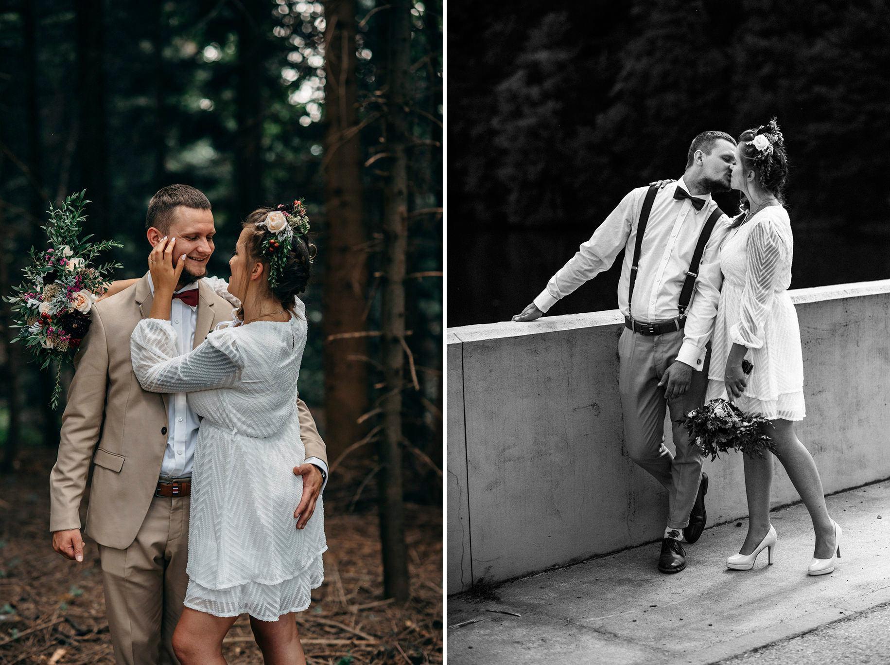 Plenerowy ślub w Bieszczadach | Karolina i Bartosz 52