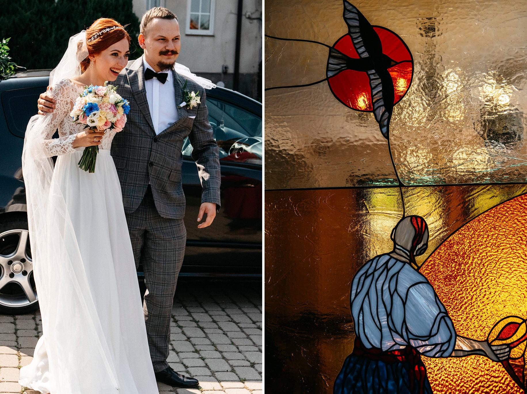 Bieszczadzki ślub Asi i Pawła | Chutor Kozacki w Łukowem 30