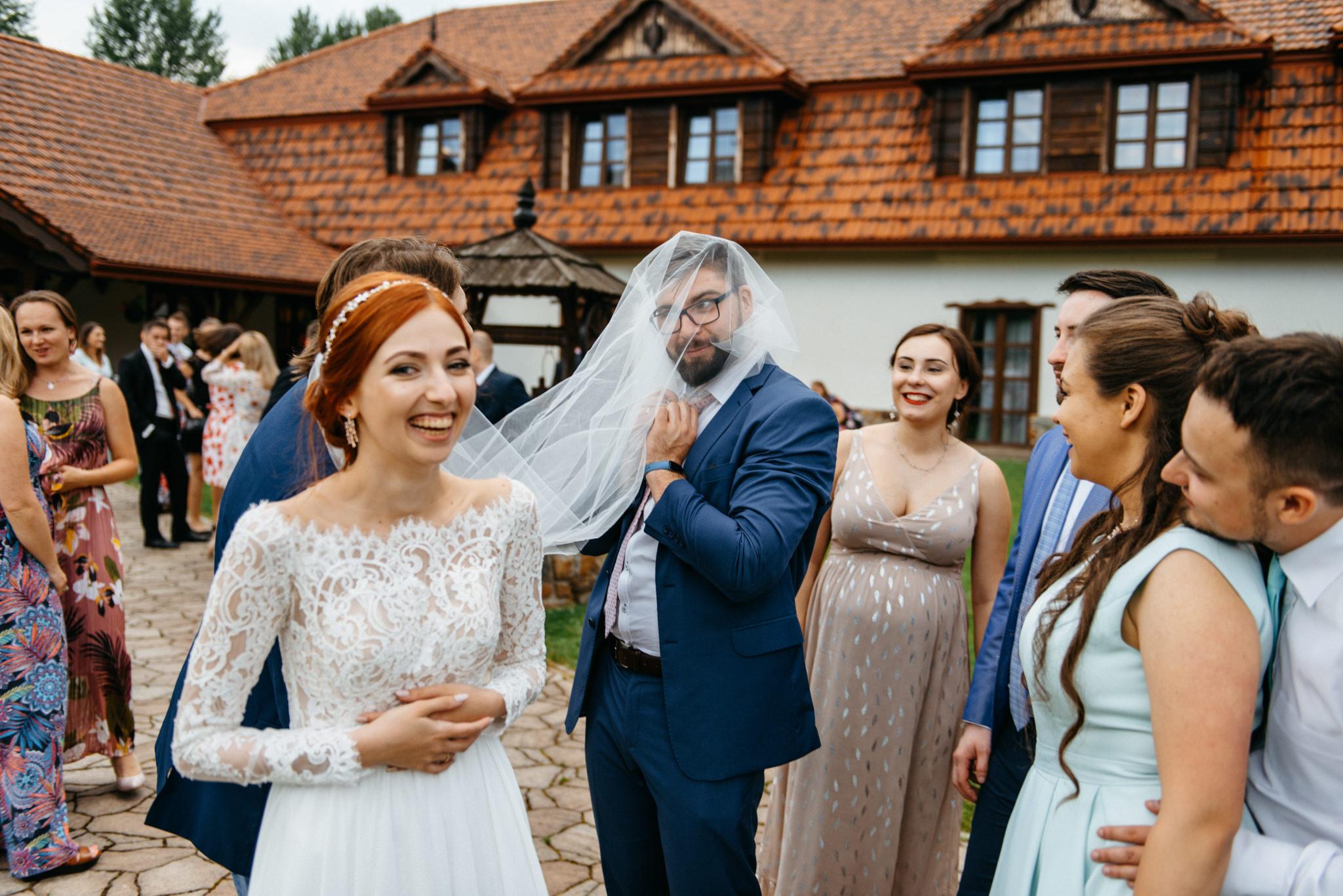 Bieszczadzki ślub Asi i Pawła | Chutor Kozacki w Łukowem 50