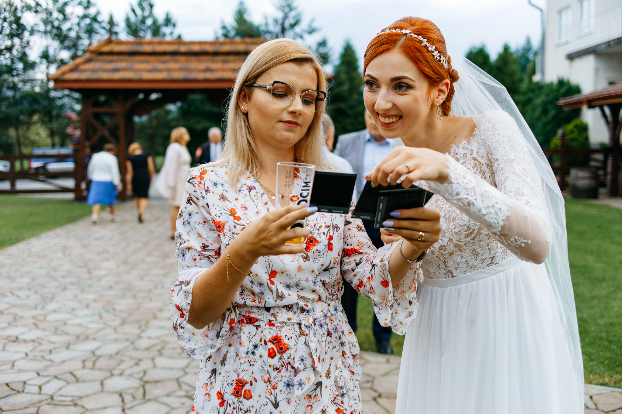 Bieszczadzki ślub Asi i Pawła | Chutor Kozacki w Łukowem 54
