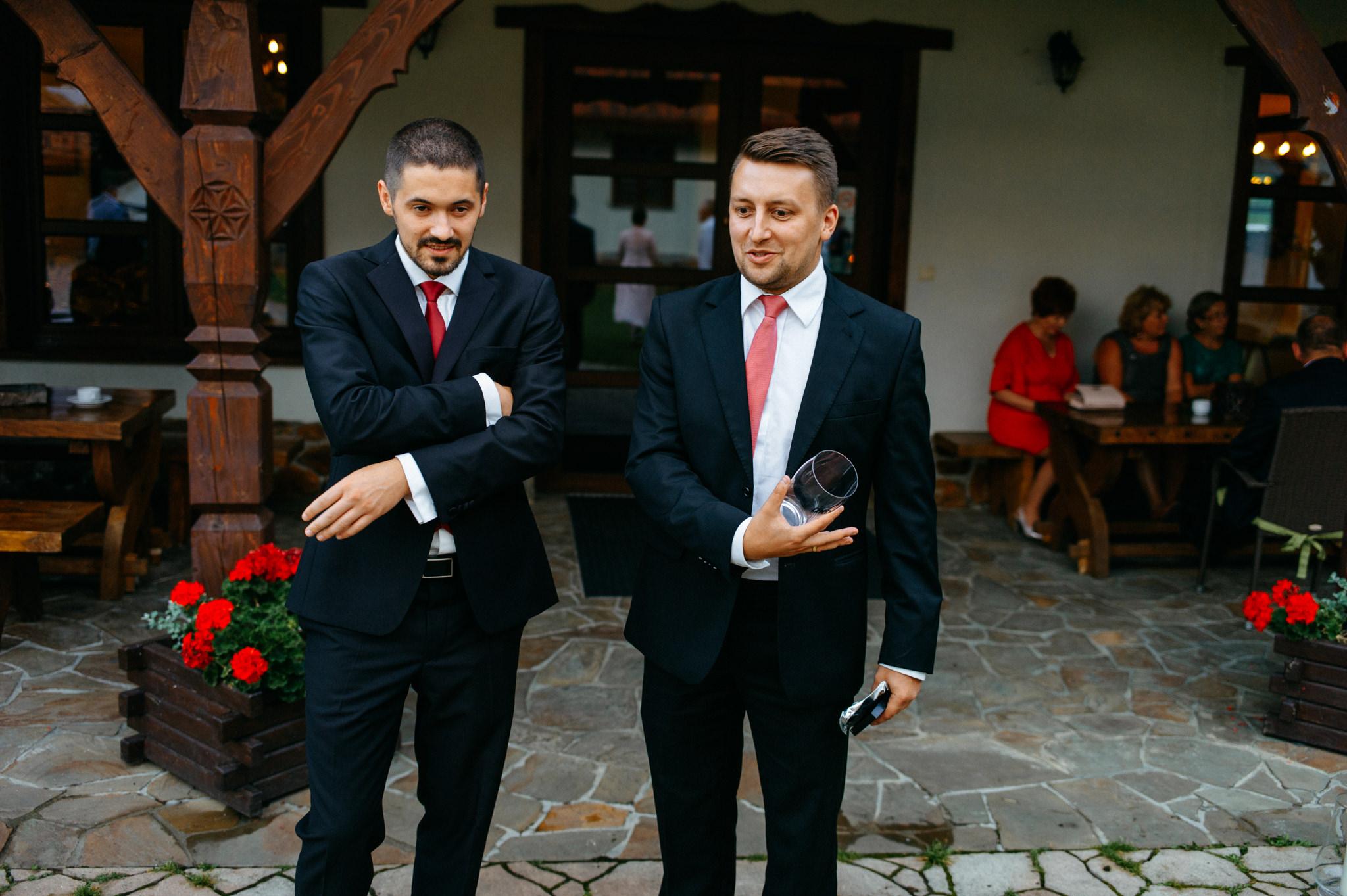 Bieszczadzki ślub Asi i Pawła | Chutor Kozacki w Łukowem 56