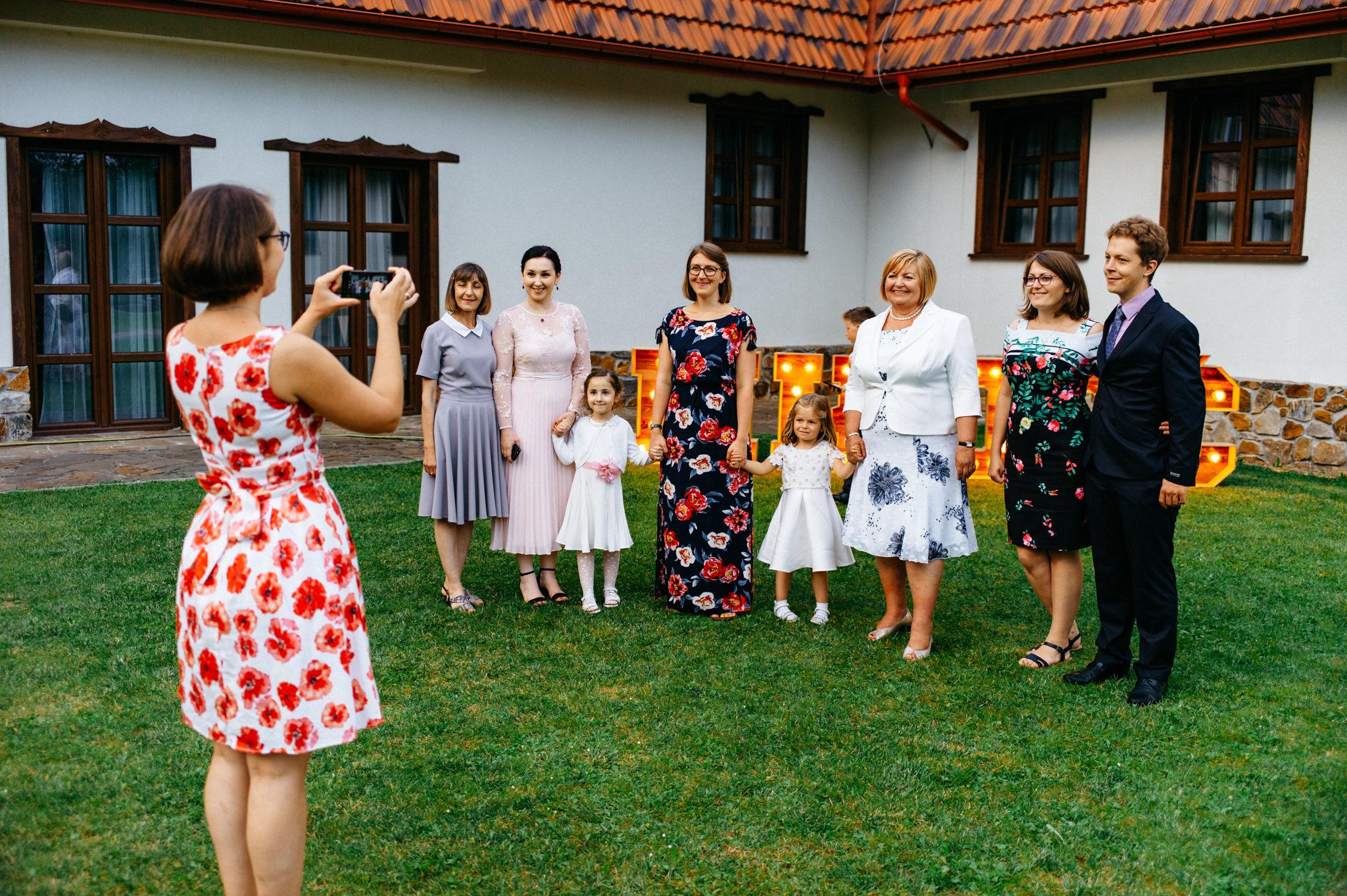 Bieszczadzki ślub Asi i Pawła | Chutor Kozacki w Łukowem 57