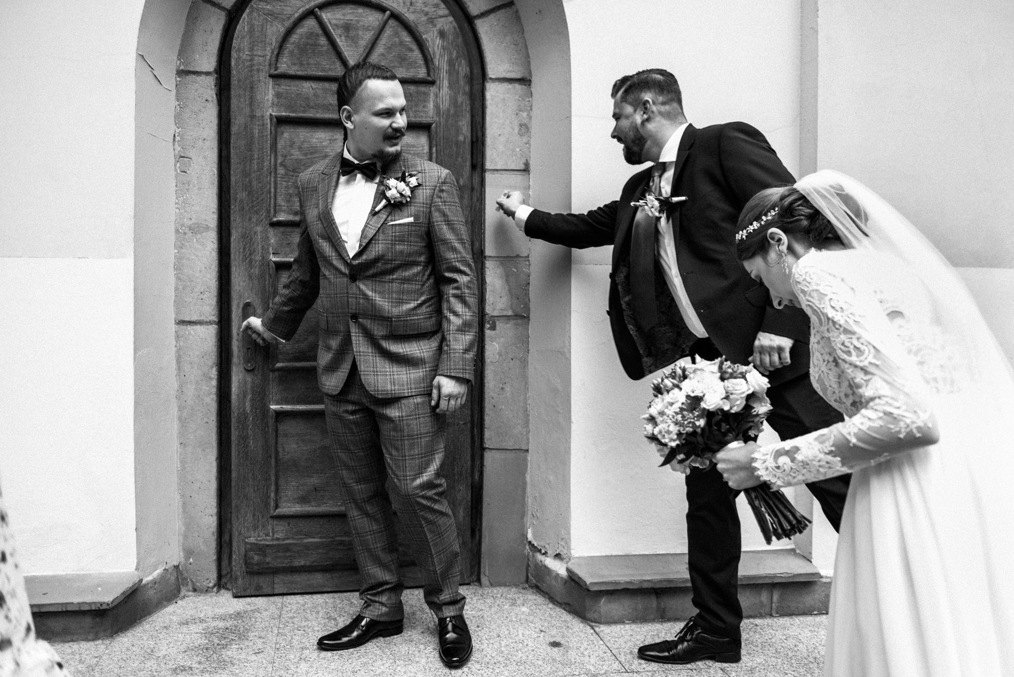 Bieszczadzki ślub Asi i Pawła | Chutor Kozacki w Łukowem 8